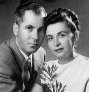 Elena and Vasile Trandafir